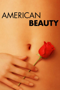 "Poster for the movie ""American Beauty"""