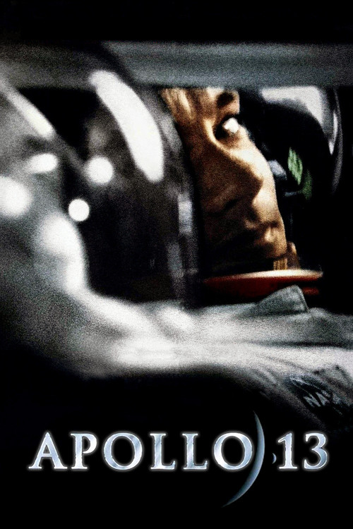 "Poster for the movie ""Apollo 13"""