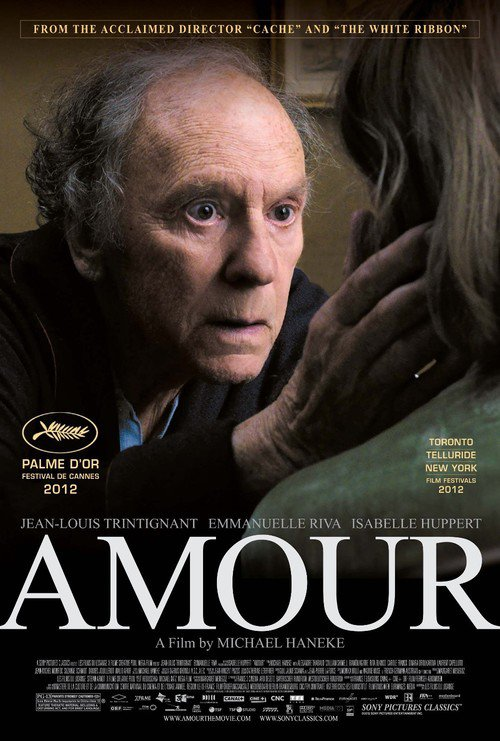 """Poster for the movie """"Amour"""""""