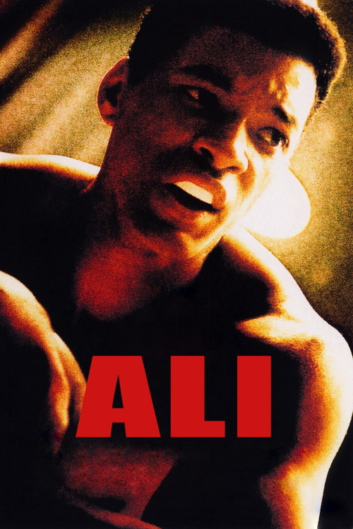 "Poster for the movie ""Ali"""