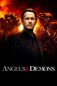 "Poster for the movie ""Angels & Demons"""