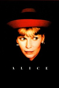 "Poster for the movie ""Alice"""