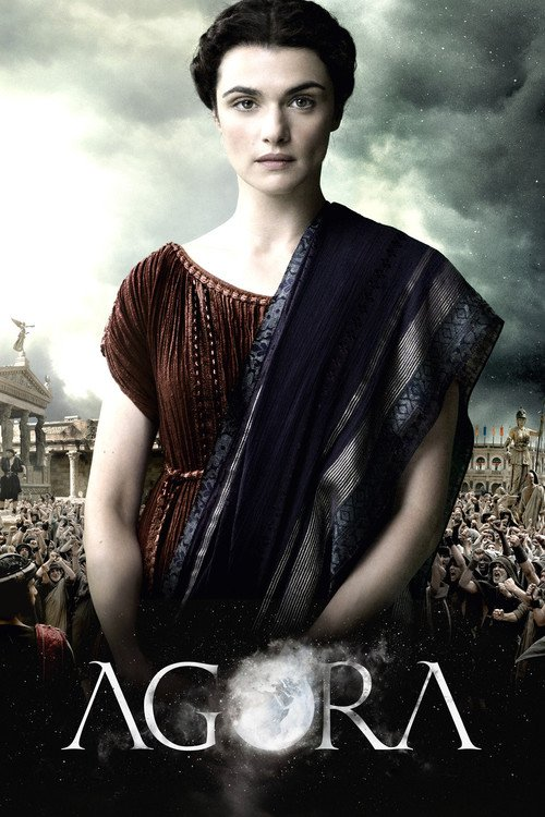 "Poster for the movie ""Agora"""