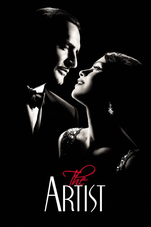 "Poster for the movie ""The Artist"""