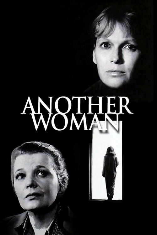 "Poster for the movie ""Another Woman"""