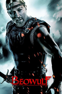 "Poster for the movie ""Beowulf"""