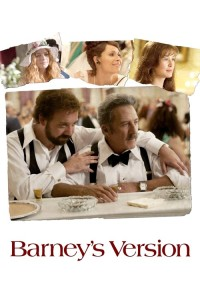 "Poster for the movie ""Barney's Version"""