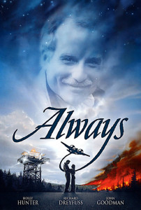 "Poster for the movie ""Always"""