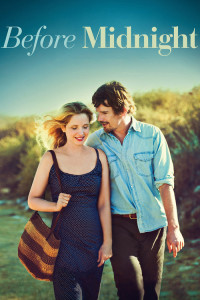 "Poster for the movie ""Before Midnight"""