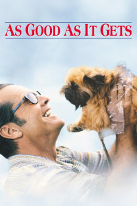 "Poster for the movie ""As Good as It Gets"""