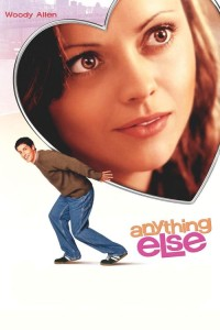 "Poster for the movie ""Anything Else"""
