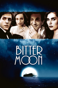 "Poster for the movie ""Bitter Moon"""