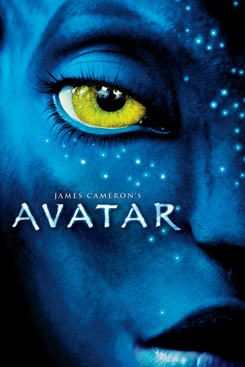 """Poster for the movie """"Avatar"""""""