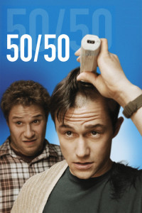 "Poster for the movie ""50/50"""