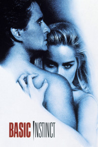 "Poster for the movie ""Basic Instinct"""
