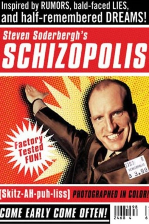 """Poster for the movie """"Schizopolis"""""""