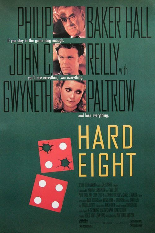 "Poster for the movie ""Hard Eight"""
