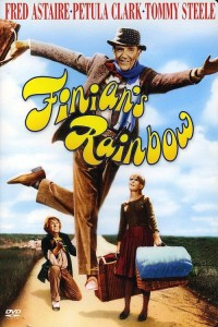"Poster for the movie ""Finian's Rainbow"""