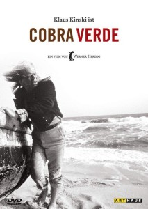"Poster for the movie ""Cobra Verde"""