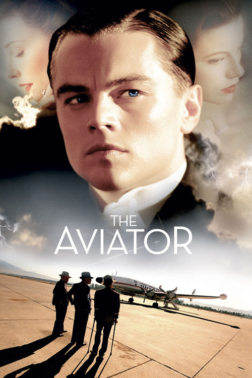 """Poster for the movie """"The Aviator"""""""