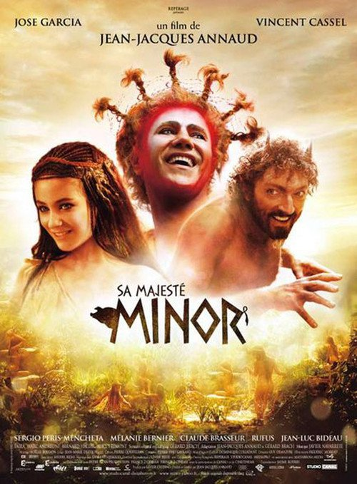 "Poster for the movie ""His Majesty Minor"""