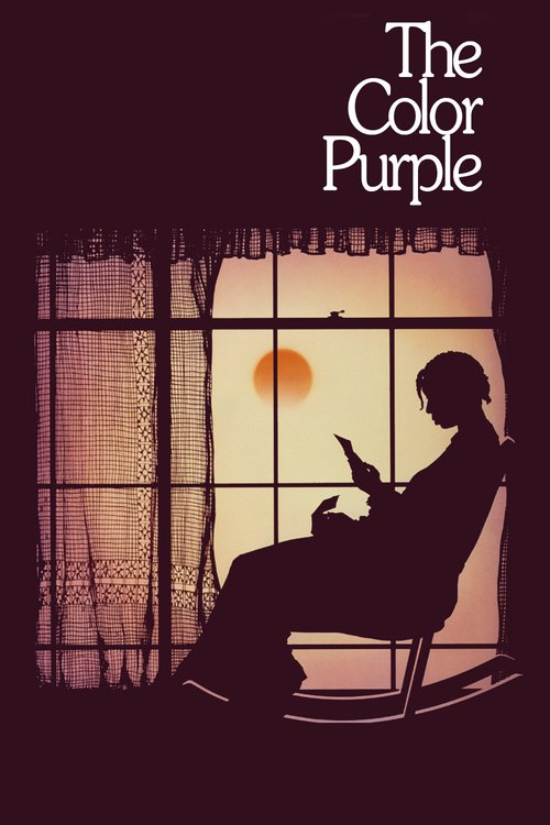 "Poster for the movie ""The Color Purple"""