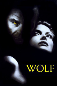 """Poster for the movie """"Wolf"""""""