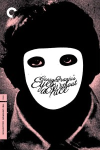 "Poster for the movie ""Eyes Without a Face"""