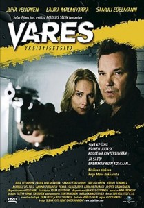 """Poster for the movie """"Vares: Private Eye"""""""