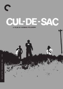 "Poster for the movie ""Cul-de-Sac"""