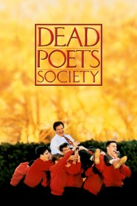 "Poster for the movie ""Dead Poets Society"""