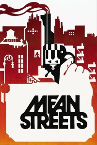 "Poster for the movie ""Mean Streets"""