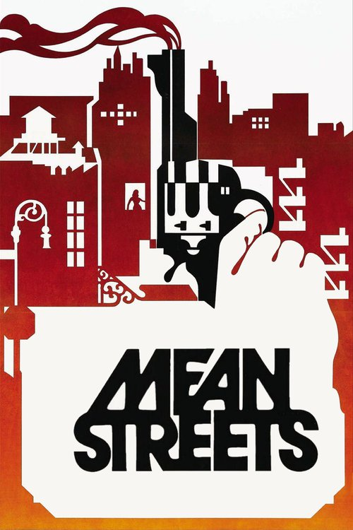 """Poster for the movie """"Mean Streets"""""""