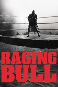 "Poster for the movie ""Raging Bull"""