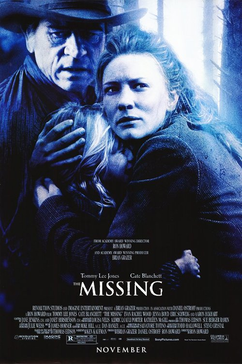 """Poster for the movie """"The Missing"""""""