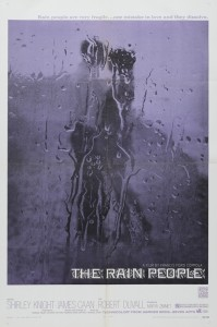 "Poster for the movie ""The Rain People"""