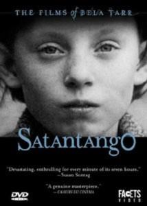 "Poster for the movie ""Satantango"""