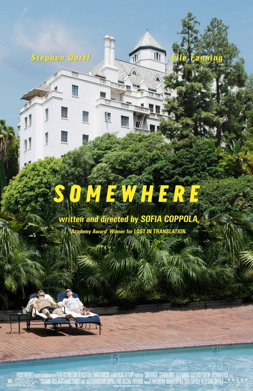 "Poster for the movie ""Somewhere"""