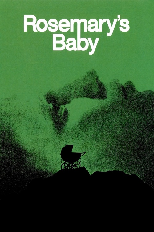 """Poster for the movie """"Rosemary's Baby"""""""