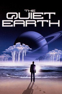 "Poster for the movie ""The Quiet Earth"""
