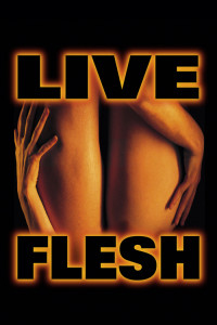 "Poster for the movie ""Live Flesh"""