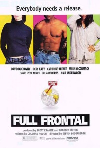 """Poster for the movie """"Full Frontal"""""""