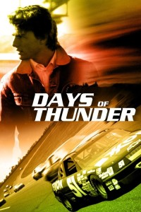"Poster for the movie ""Days of Thunder"""