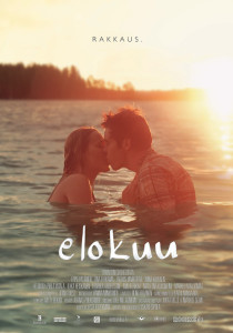 """Poster for the movie """"August"""""""