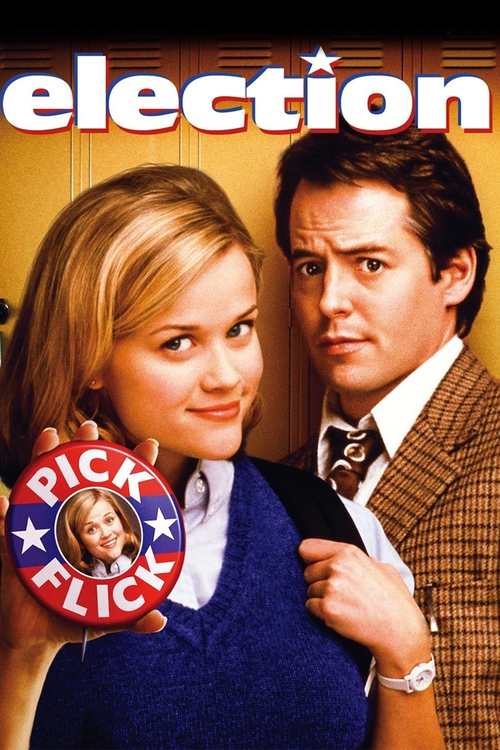 """Poster for the movie """"Election"""""""