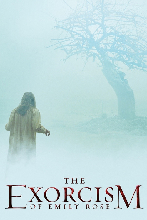 """Poster for the movie """"The Exorcism of Emily Rose"""""""
