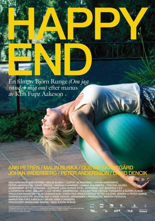 """Poster for the movie """"Happy End"""""""