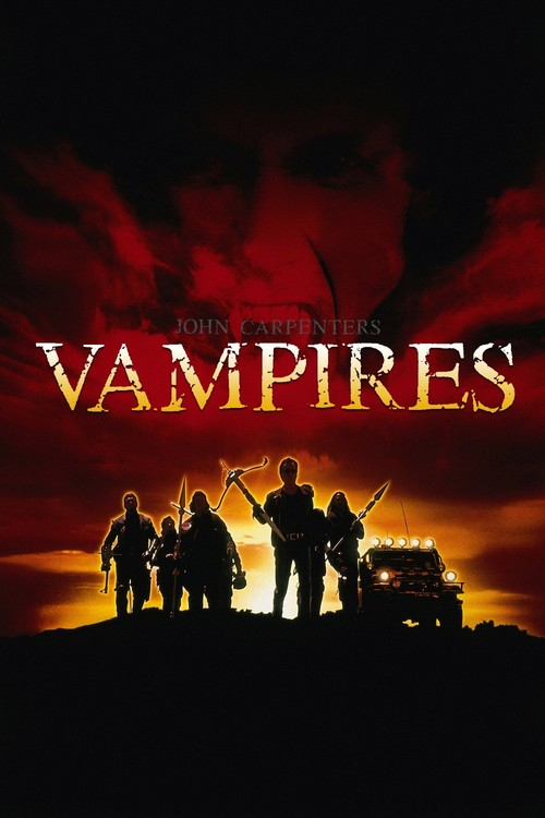 """Poster for the movie """"Vampires"""""""