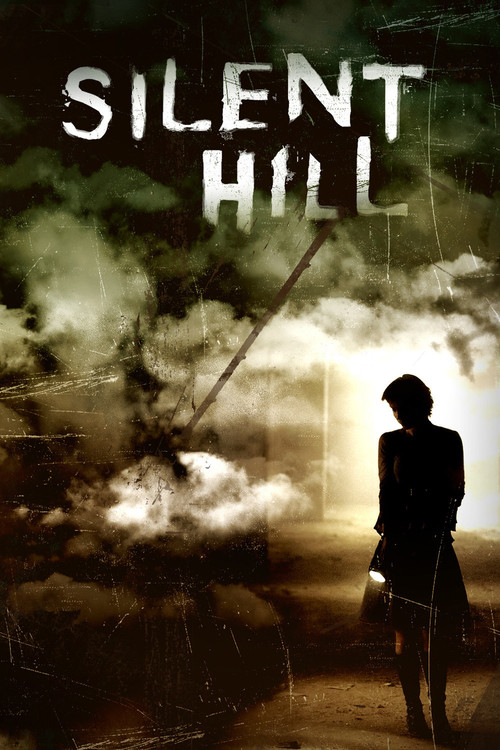 """Poster for the movie """"Silent Hill"""""""