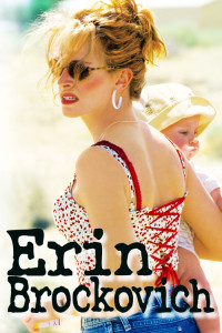 "Poster for the movie ""Erin Brockovich"""